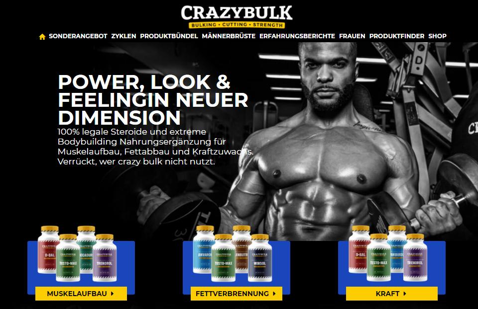 bodybuilding anabolika erste kur Bayer