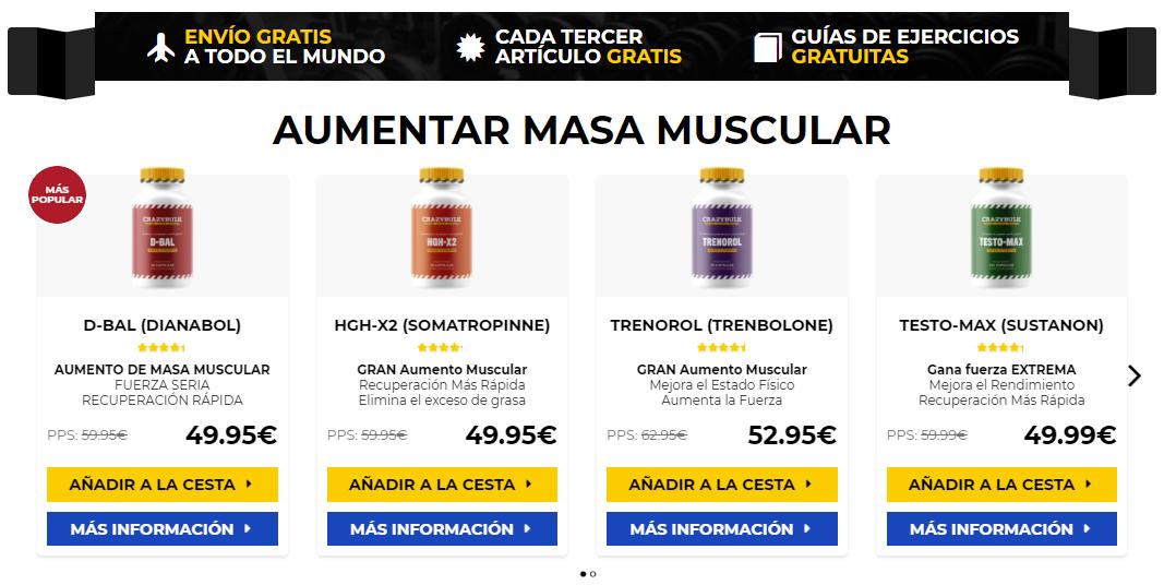 venta de esteroides Pharmacy Gears
